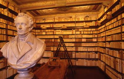 Casa del poeta Giacomo Leopardi