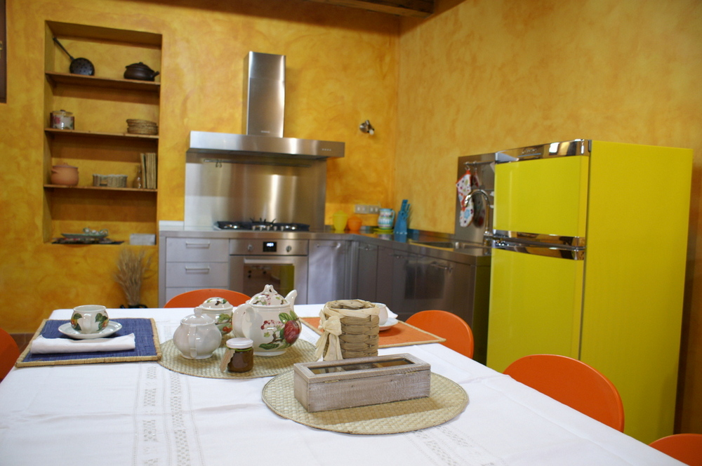 Cucina e Open Space