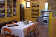 Cucina e Open Space